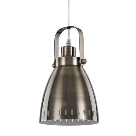 Ideal Lux 013015 - Csillár kötélen PRESA 1xE27/60W/230V
