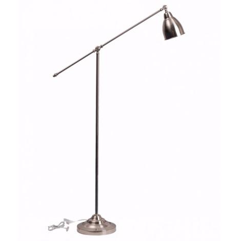 Ideal Lux 015286 - Állólámpa NEWTON 1xE27/60W/230V