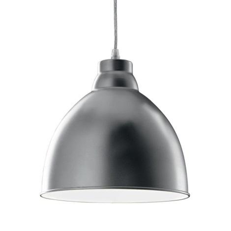 Ideal Lux 020716 - Csillár kötélen NAVY 1xE27/60W/230V