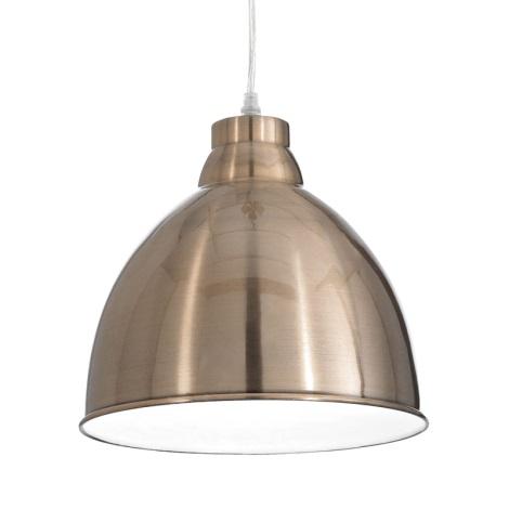 Ideal Lux 020723 - Csillár kötélen NAVY 1xE27/60W/230V