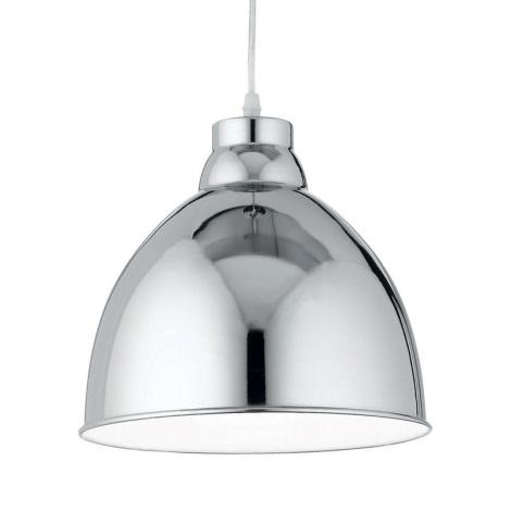 Ideal Lux 020730 - Csillár kötélen NAVY 1xE27/60W/230V
