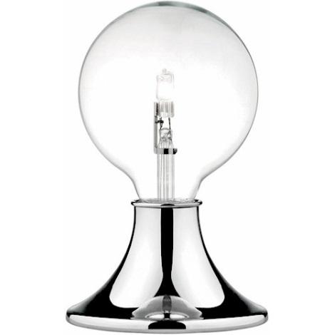 Ideal Lux 046341 - Szábalyozható asztali lámpa TOUCH 1xE27/60W/230V