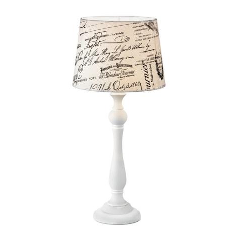 Ideal Lux 092669 - Asztali lámpa COFFEE 1xE27/60W/230V