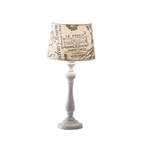 Ideal Lux 092676 - Asztali lámpa COFFEE 1xE27/60W/230V