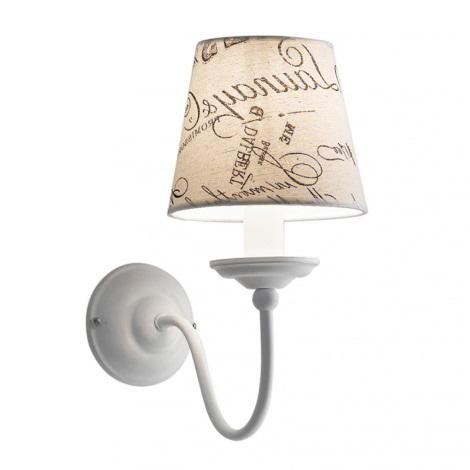 Ideal Lux 092690 - Fali lámpa COFFEE 1xE14/40W/230V