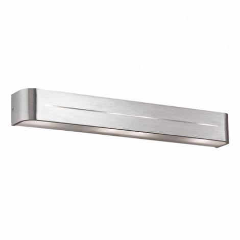 Ideal Lux 09957 - Fali lámpa POSTA AP4 ALLUMINIO 4xE14/40W/230V