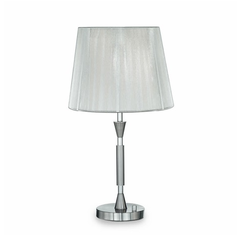 Ideal Lux 15965 - Asztali lámpa  PARIS TL1 SMALL 1xE14/40W/230V