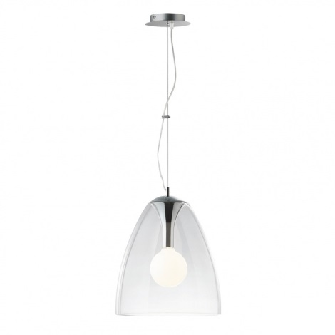 Ideal Lux 16931 -  Csillár kötélen AUDI-20 SP1 1xE27/100W/230V