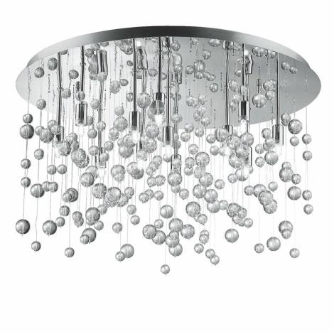 Ideal Lux 22239 - Mennyezeti lámpa NEVE PL12 12xG9/40W/230V