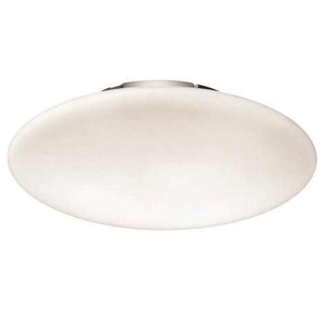 Ideal Lux 32047 - Mennyezeti lámpa SMARTIES PL2 D40 2xE27/60W/230V