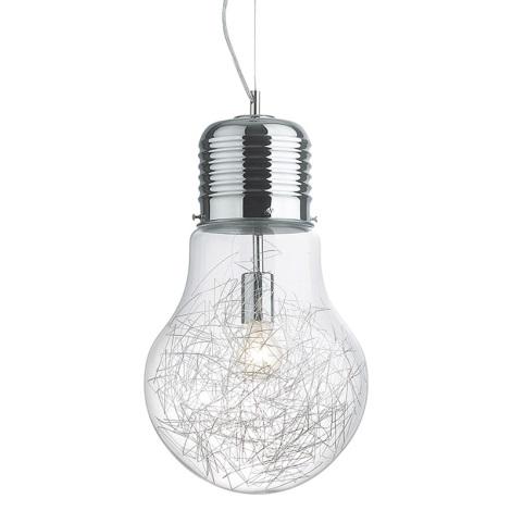 Ideal Lux 33662 - Függesztékes lámpa LUCE MAX SP1 BIG 1xE27/70W/230V