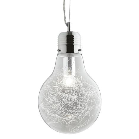 Ideal Lux 33679 -  Függesztékes lámpa  LUCE MAX SP1 SMALL 1xE27/60W/230V