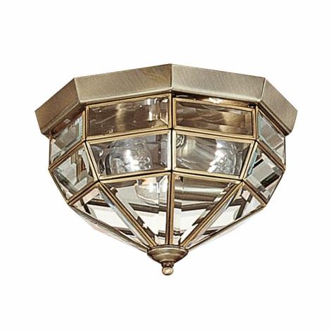 Ideal Lux 4426 - Mennyezeti lámpa NORMA 3xE14/40W/230V