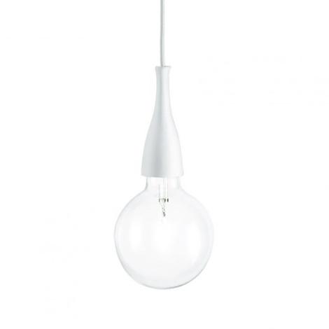 Ideal Lux 9360 - Csillár MINIMAL 1xE27/42W/230V
