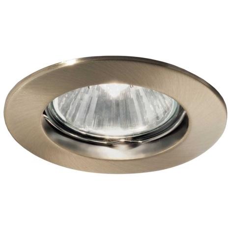 Ideal Lux - Beépíthető lámpa 1xGU10/50W/230V