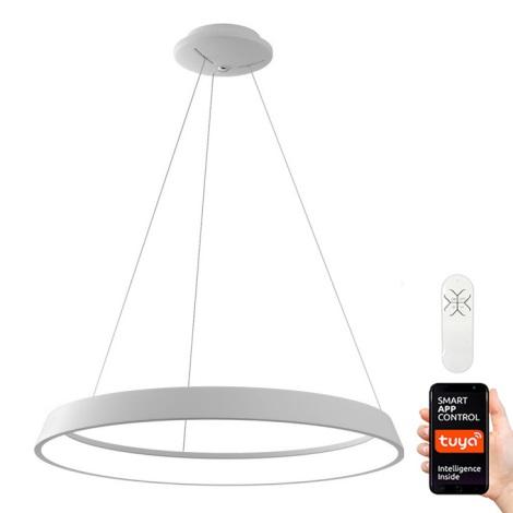 Immax NEO 07079L - LED Dimmelhető csillár zsinóron LIMITADO LED/39W/230V 60 cm + távirányító Tuya