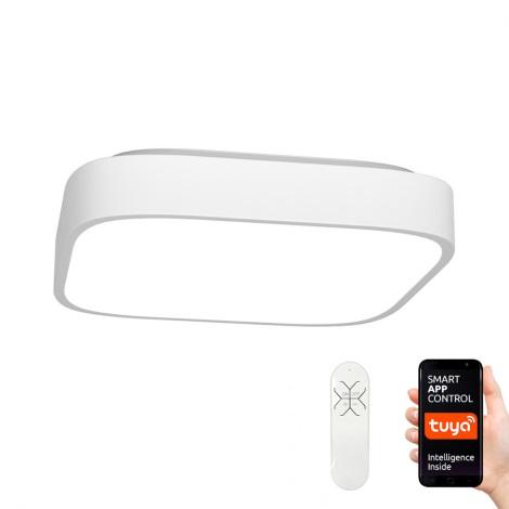 Immax NEO -  LED Dimmelhető mennyezeti lámpa RECUADRO LED/56W/230V + távirányító Tuya