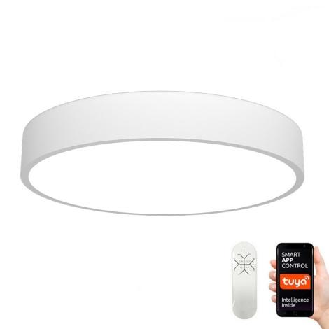 Immax NEO - LED Dimmelhető mennyezeti lámpa RONDATE LED/65W/230V + távirányító Tuya