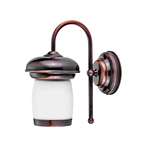 JUPITER 1266-LIVK - LIV fali lámpa 1xE27/60W