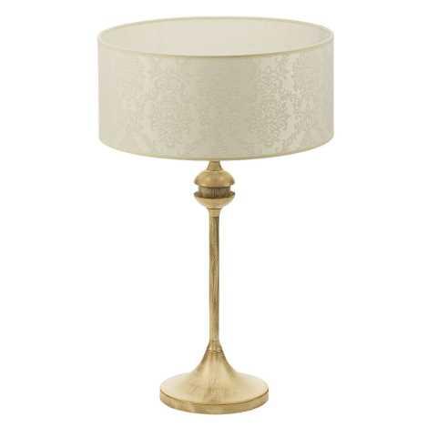 JUPITER 1277-KSLE - KASZMIR asztali lámpa 1xE27/60W