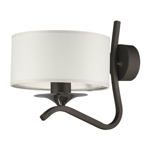 JUPITER 1280-KSKG - KASZMIR fali lámpa 1xE27/60W