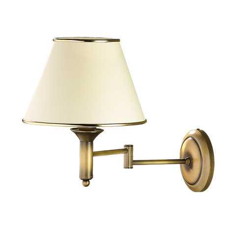 Jupiter 507 CL K L p - Fali lámpa CLASSIC E27/60W/230V