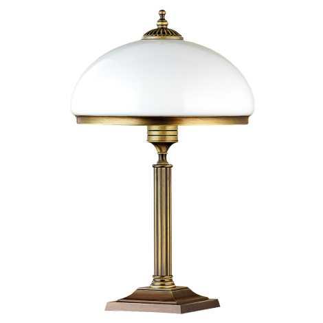 Jupiter 626 - ZU G - Asztali lámpa ZEUS 2xE27/60W/230V