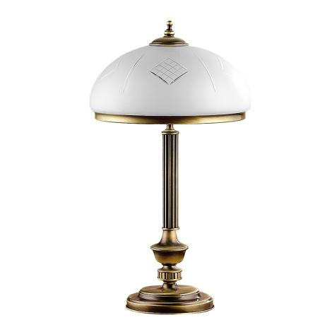 Jupiter 786-DRG - Asztali lámpa DRAGON 2xE17/40W/230V