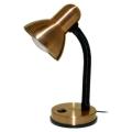 KADET asztali lámpa 1xE27/40W patinás