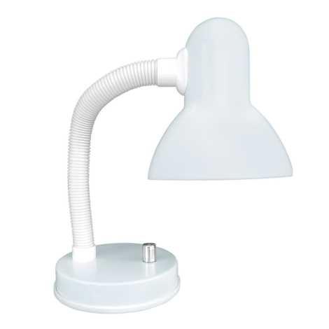 KADET-S asztali lámpa 1xE27/60W fehér