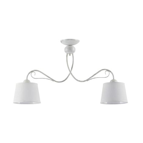 KAMELIA KM 2 PB - Mennyezeti lámpa 2xE27/60W/230V
