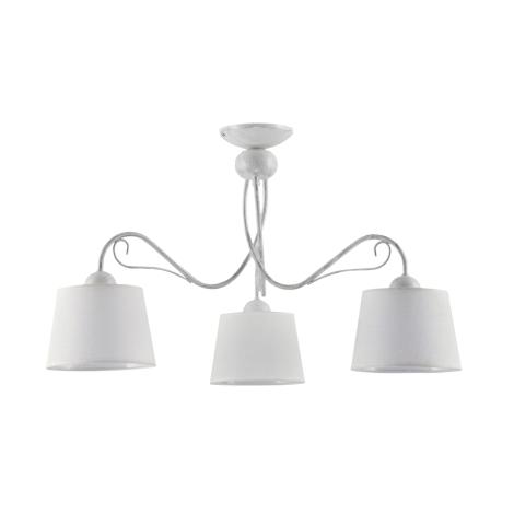 KAMELIA KM 3 PB - Mennyezeti lámpa 3xE27/60W/230V