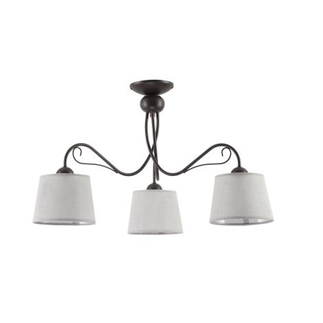 KAMELIA KM 3 PV - Mennyezeti lámpa 3xE27/60W/230V