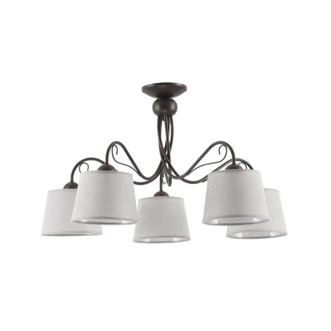 KAMELIA KM 5 PV - Mennyezeti lámpa 5xE27/60W/230V