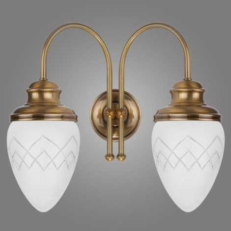 Kemar RI/K/2 - Fali lámpa RINAMA 2xE27/60W
