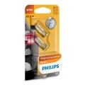 Készlet 2 x autó izzó Philips VISION 12961B2 W5W W2,1x9,5d/5W/12V