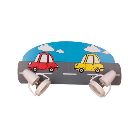 Klik 0116.02 - CAR fali lámpa 2xE14/40W