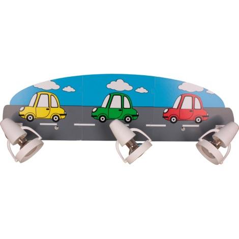 Klik 0116.03 - CAR fali lámpa 3xE14/40W