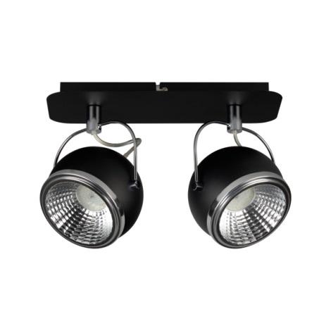 Klik 0162.01 - LED spotlámpa BALL 2xGU10/5W/230V