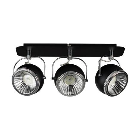 Klik 0163.01 - LED spotlámpa BALL 3xGU10/5W/230V