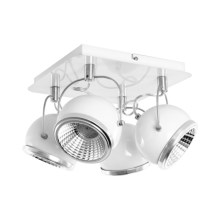 Klik 0164.02 - LED spotlámpa BALL 4xGU10/5W/230V