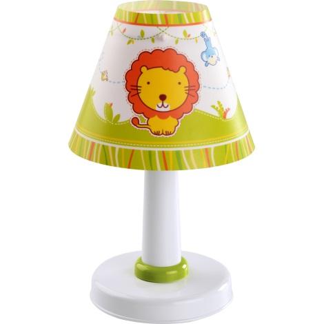 Klik 21111 - LITTLE ZOO asztali lámpa 1xE14/40W