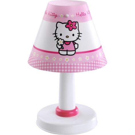 Klik 21252 - HELLO KITTY gyerek asztali lámpa 1xE27/60W