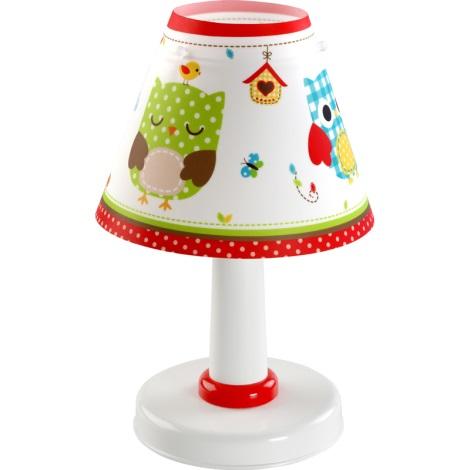 Klik 21391 - BUHAS asztali lámpa 1xE14/40W