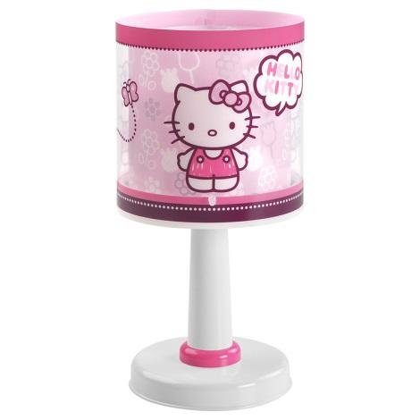 Klik 60261 - Gyermek lámpa HELLO KITTY 1xE14/40W/230V