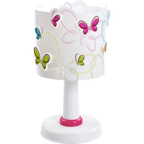 Klik 62141 - Gyermek lámpa BUTTERFLY 1xE14/40W/230V