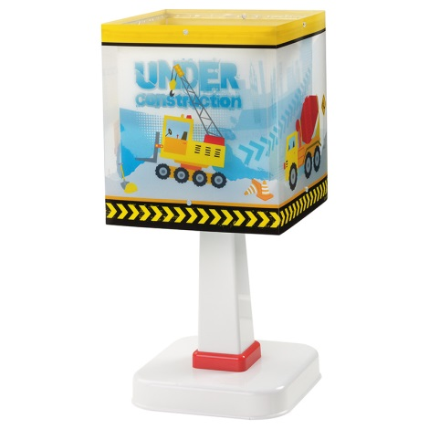 Klik 63611 - Gyermek lámpa CONSTRUCTOR 1xE14/40W/230V