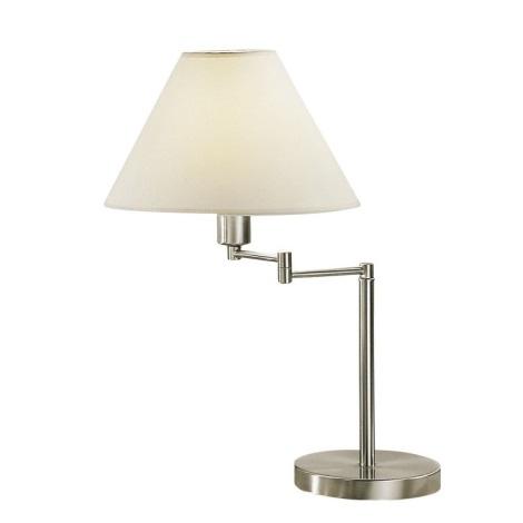 Kolarz 264.71.6 - Asztali lámpa HILTON 1xE27/60W/230V