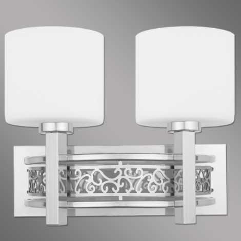 KORENTO CH fali lámpa 2xE14/60W
