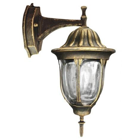 Kültéri fali lámpa FLORENCJA 1xE27/20W/230V IP43